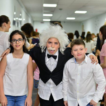 აინშტაინის სკოლის სეზონის  დახურვა 17.06.2018