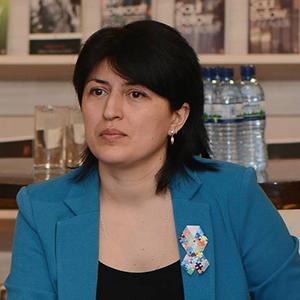 Nata Mepharishvili