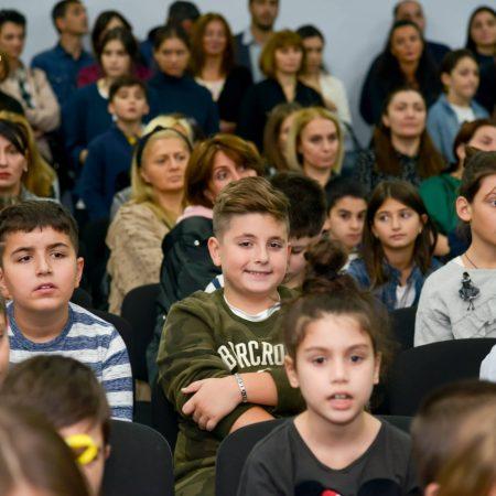 აინშტაინის სკოლის 2018 წლის შემოდგომის სეზონის გახსნა